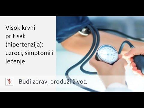 mogući uzroci hipertenzije